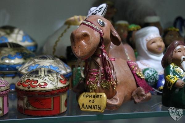 Сувениры из Алматы