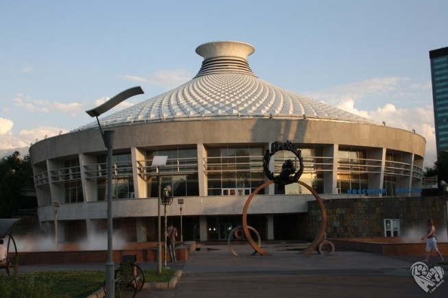 Алматинский ЦИРК, CIRCUS Almaty