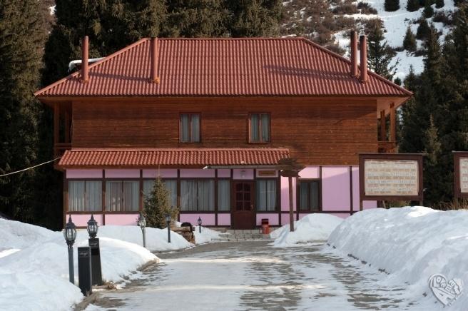 Отель «Альпийская роза»
