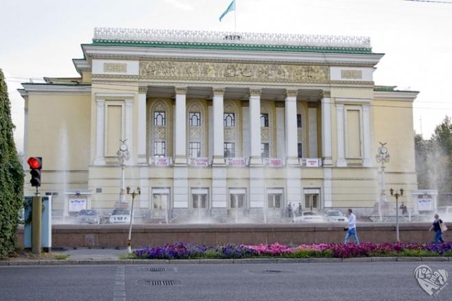 театр оперы и балета алматы