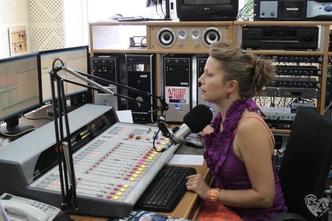 В гостях у Русского радио Азия