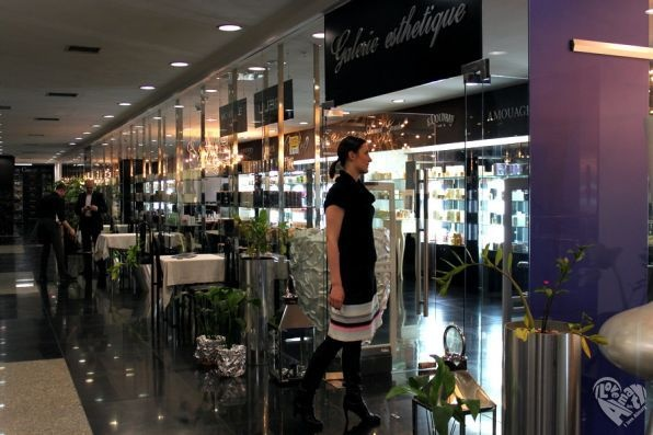 Территория Высокой моды Sauvage В Ритц Паласе Алматы
