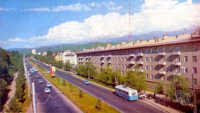 Проспект Абая