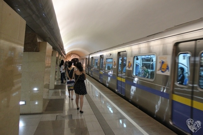 Станция метро «Абай»