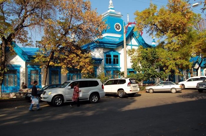 Дома города Верного
