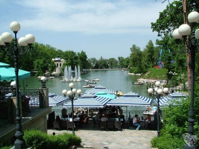 Центральный парк культуры и отдыха Алматы