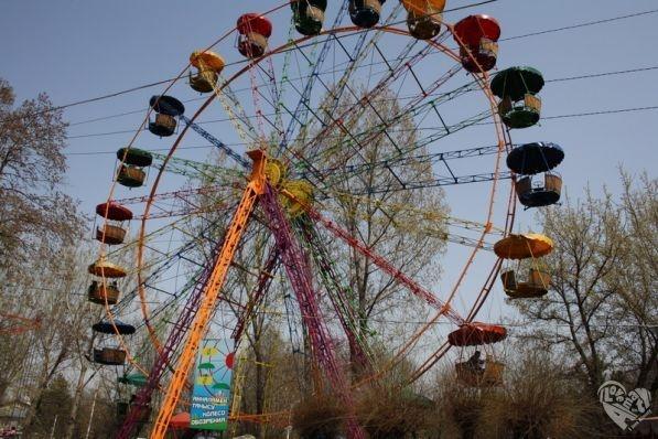 Family парк Алматы