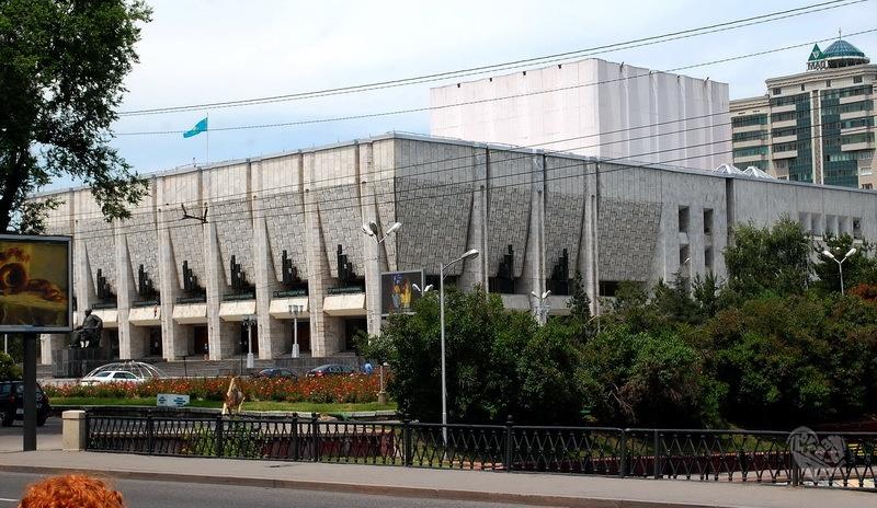 Драматический театр имени М.Ауэзова