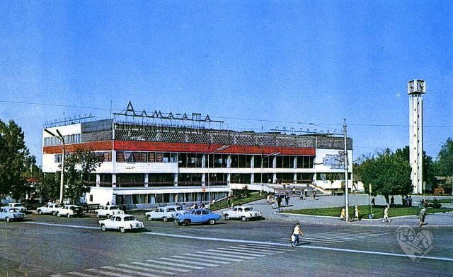 "Автовокзал ""Саяхат"""
