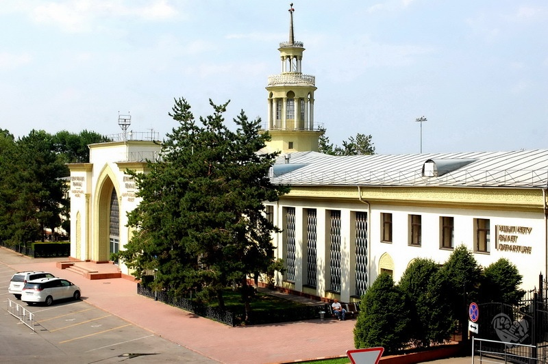 Архитектура Алматы