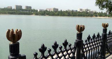 Прогулка вокруг озеро Сайран 2020 г.