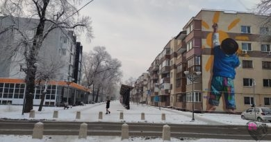 Улицу Суаранбаева сделали пешеходной