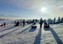 Зимние Алматинские горки